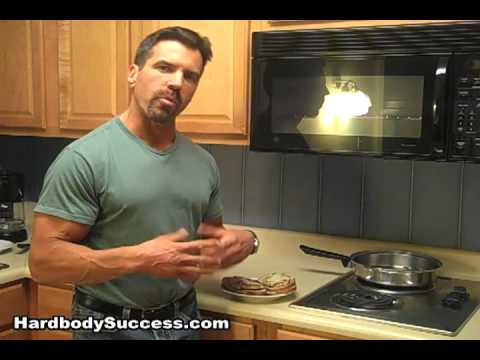Tuna/Oatmeal Bodybuilding Sandwich