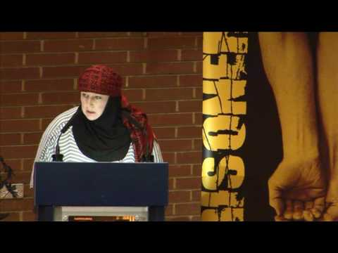 Cageprisoners: Beyond Guantanamo Event - Yvonne Ridley, Part 2