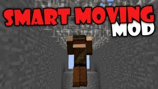 Minecraft Mods: Smart Moving - ASSASSINS CREED IN MINECRAFT!