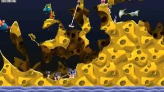 Worms Armageddon (x7 kill)