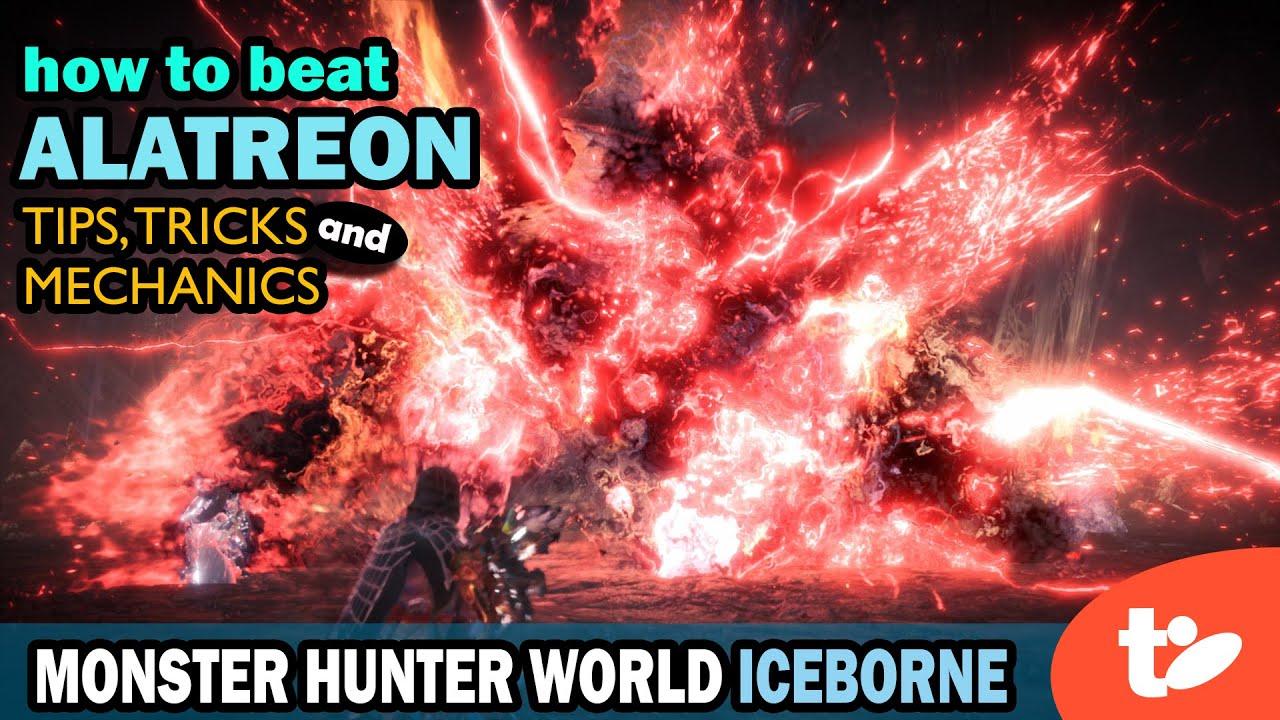 How To Beat Alatreon Survive Escaton Judgement In Iceborne