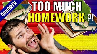 Are Teachers Giving Too Much Homework?