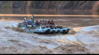 Rafting a Colaradon