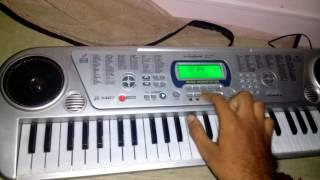 Kushi | Kattipudi Kattipudi Keyboard Tutorial