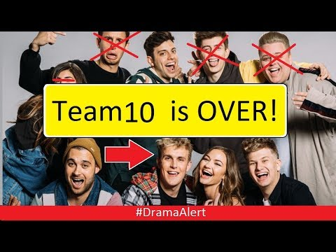 The Truth on why Everyone left Team 10!  #DramaAlert  Jake Paul Super MAD! Tour might get cancelled! Mp3