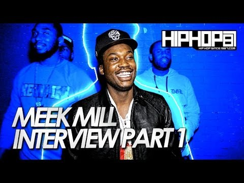 Meek Mill Talks 'DWMTM', ATL Robbery, Unfair Police Profiling & More (Part 1)