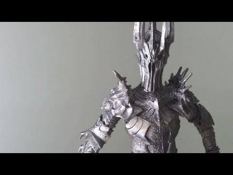 ARTICULATE - Dark Lord Sauron Rare Figure