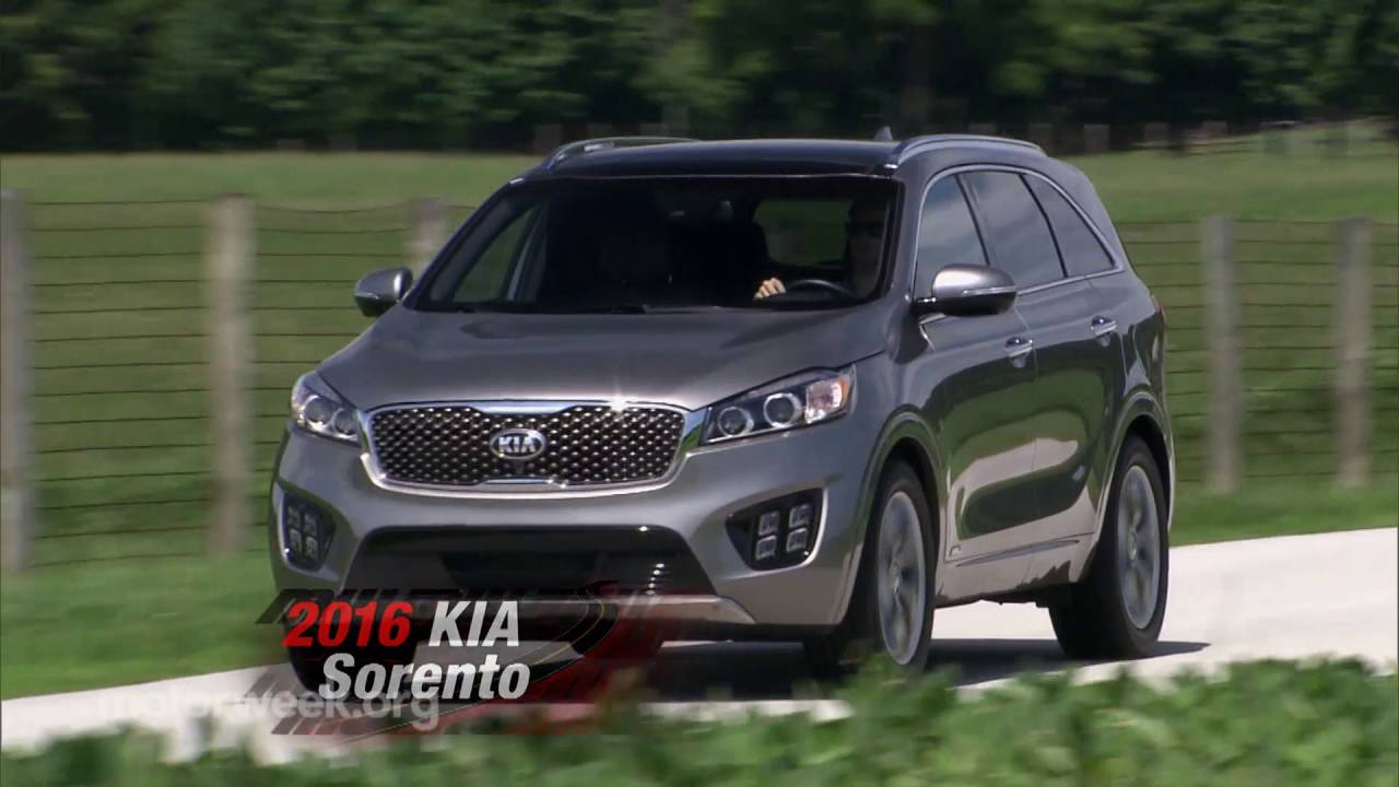 MotorWeek | Long Term Update: Honda Pilot, Kia Sorento, Kia Optima, Volkswagen Beetle Dune - YouTube