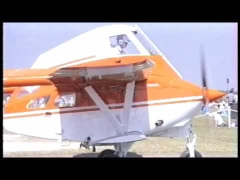 Transavia Airtruk handling display - Bicentennial Airshow