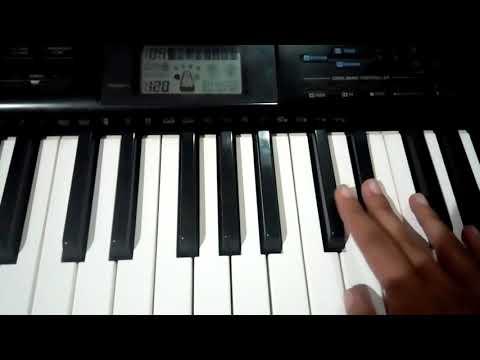 Yeh hai Aashiqui BG TUNE ON PIANO