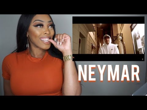 REACTING TO CAPITAL BRA feat. UFO361 - NEYMAR (PROD. THE CRATEZ & YOUNG TAYLOR| Ashley Deshaun