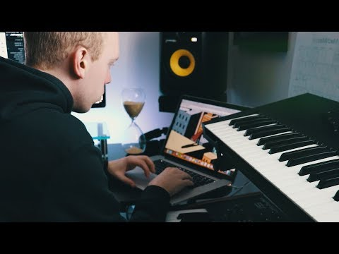 Average Day as a Bedroom Producer | Beatmaker Vlog