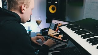 Average Day as a Bedroom Producer   Beatmaker Vlog