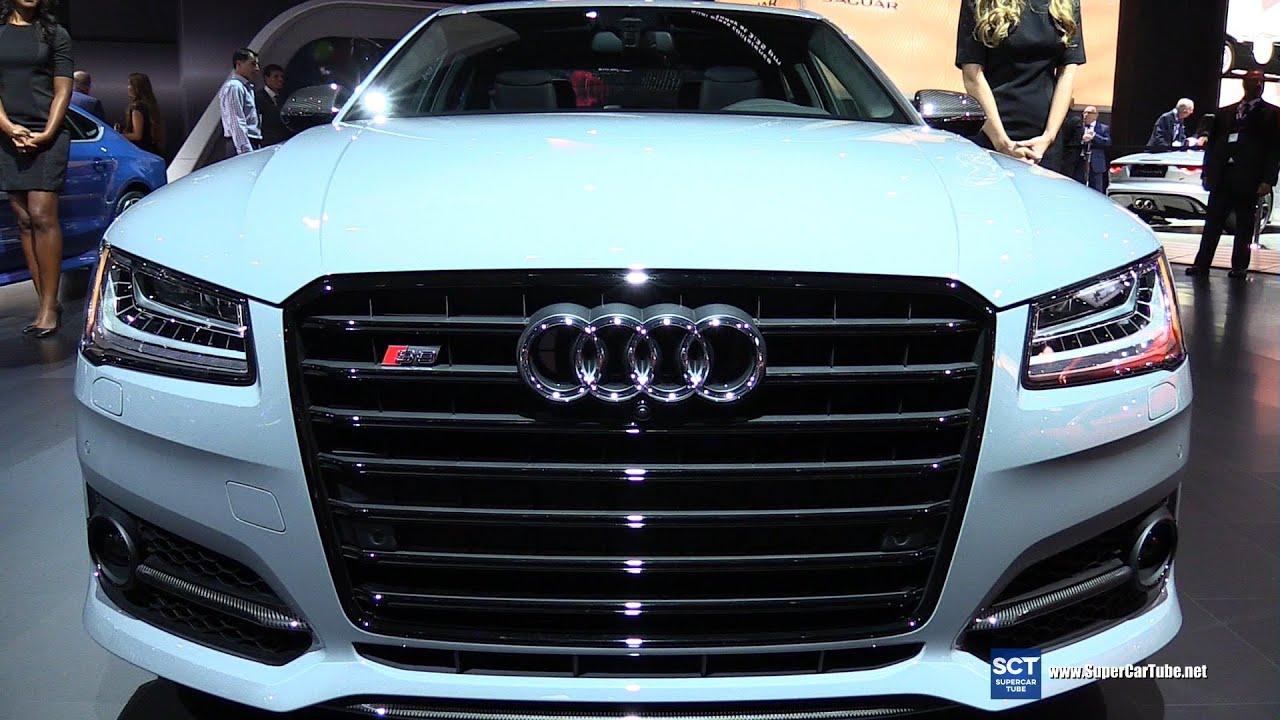 2016 Audi S8 Plus Exterior And Interior Walkaround