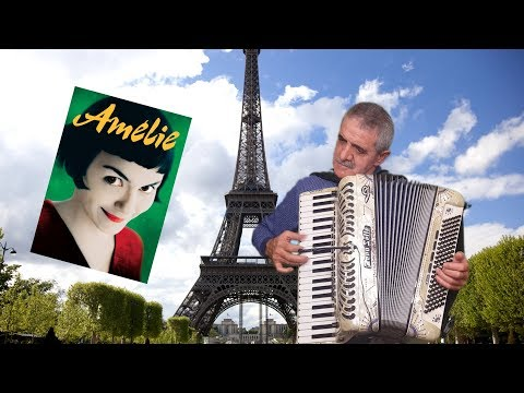 La Valse d'Amélie - Accordion (Original)