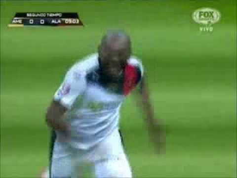 América 0 - 1 Alajuelense (Narración Radio Columbia)