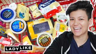 Download We Melted 29 Cheeses To Make A Grilled Cheese Sandwich • Ladylike Mp3 and Videos