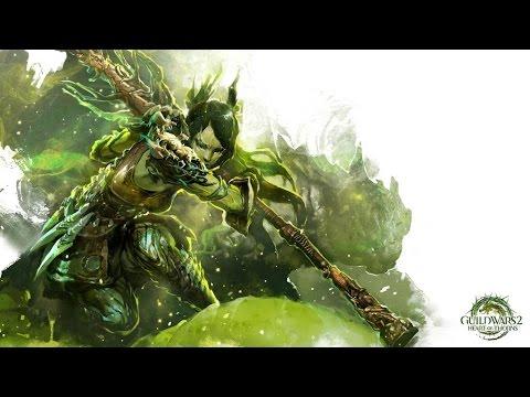 Guild Wars 2 : Heart of Thorns -  Druid Elite Specialization Livestream Recap