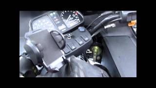 BMW Service - Steering Head Bearings Part I - K75/K100/K1100
