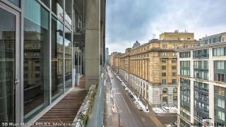 Penthouse Condo 38 McGill Vieux-Montréal | Engel & Völkers