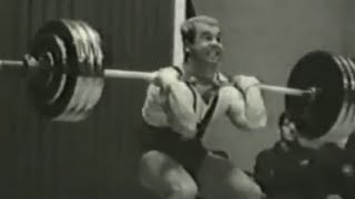 1962 World and European Weightlifting Championships, 75 kg class.