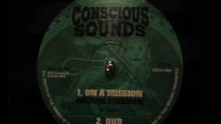 Culture Freeman - On a mission + Dub