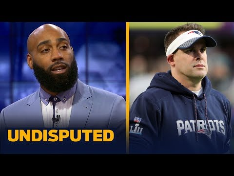 D'Angelo Hall questions if Josh McDaniels is the right fit for Green Bay   NFL   UNDISPUTED