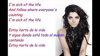 Bebe Rexha-Girl In The Mirror Lyrics Spanish and English