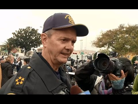 GHOSTSHIP FIRE: Alameda County Sheriff Greg Ahern Talks About Identifying Victims And Difficulties I