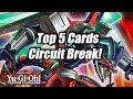 Yu-Gi-Oh! Top 5 Cards from Circuit Break! mp3 indir