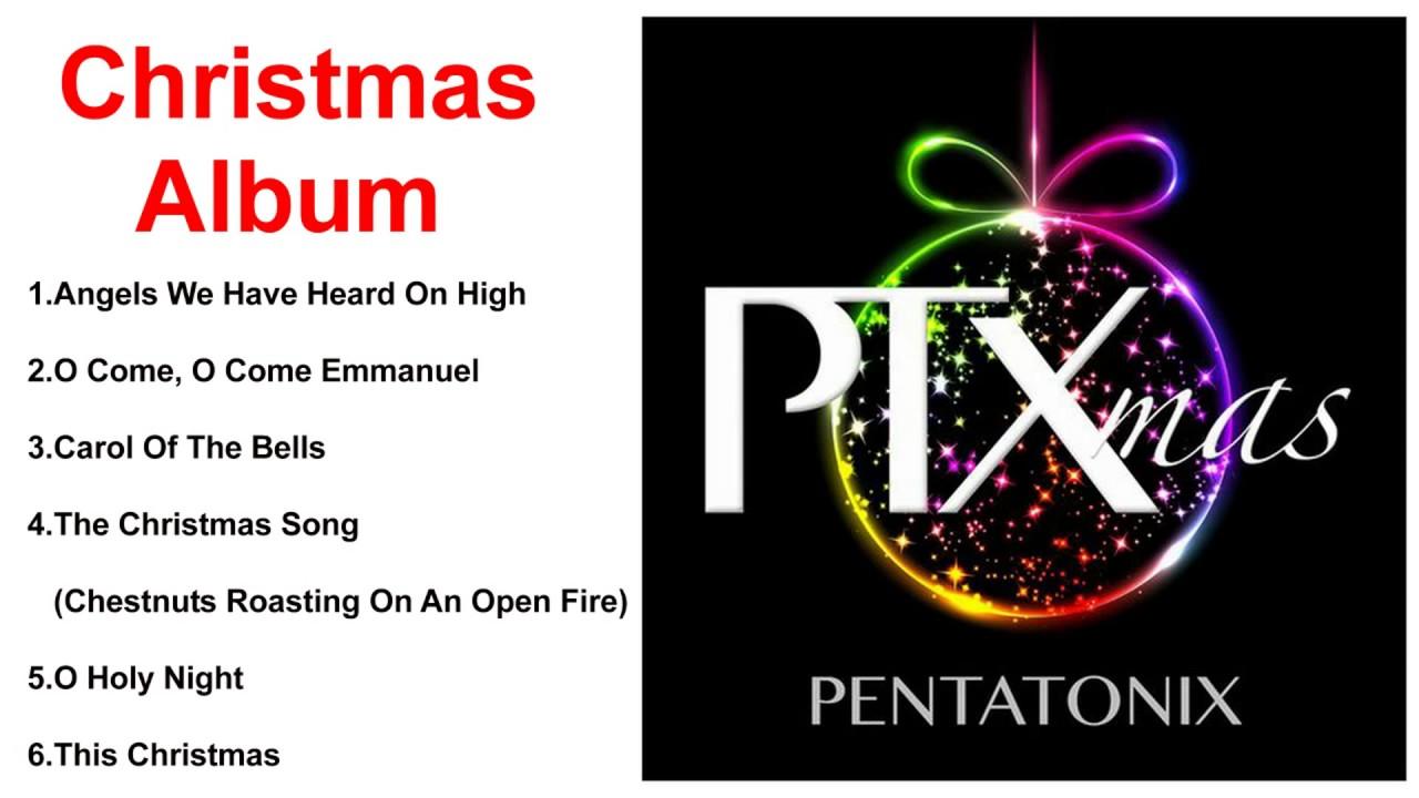 Pentatonix - PTXmas Album EP 2012 - YouTube
