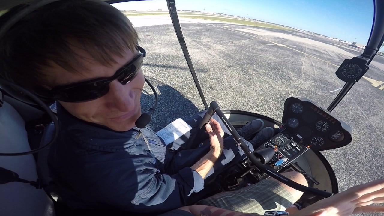 Helicopter, Flight Training, Sarasota, Siesta Key Florida