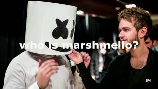Who's marshmello?