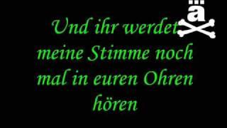 Die Ärzte - Geisterhaus Lyrics