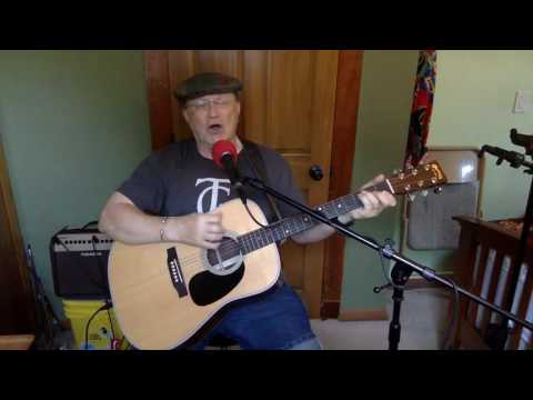 2044  - Alright Guy -  Todd Snider vocal & acoustic guitar cover & chords