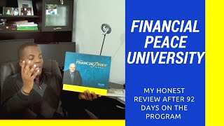 dave ramsey s financial peace university   my 92 day review