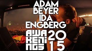 Adam Beyer & Ida Engberg @ Awakenings Festival 2015, Amsterdam (28-06-2015)