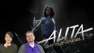 Alita  Battle Angel Trailer #1 (2018) - Reaction and Review