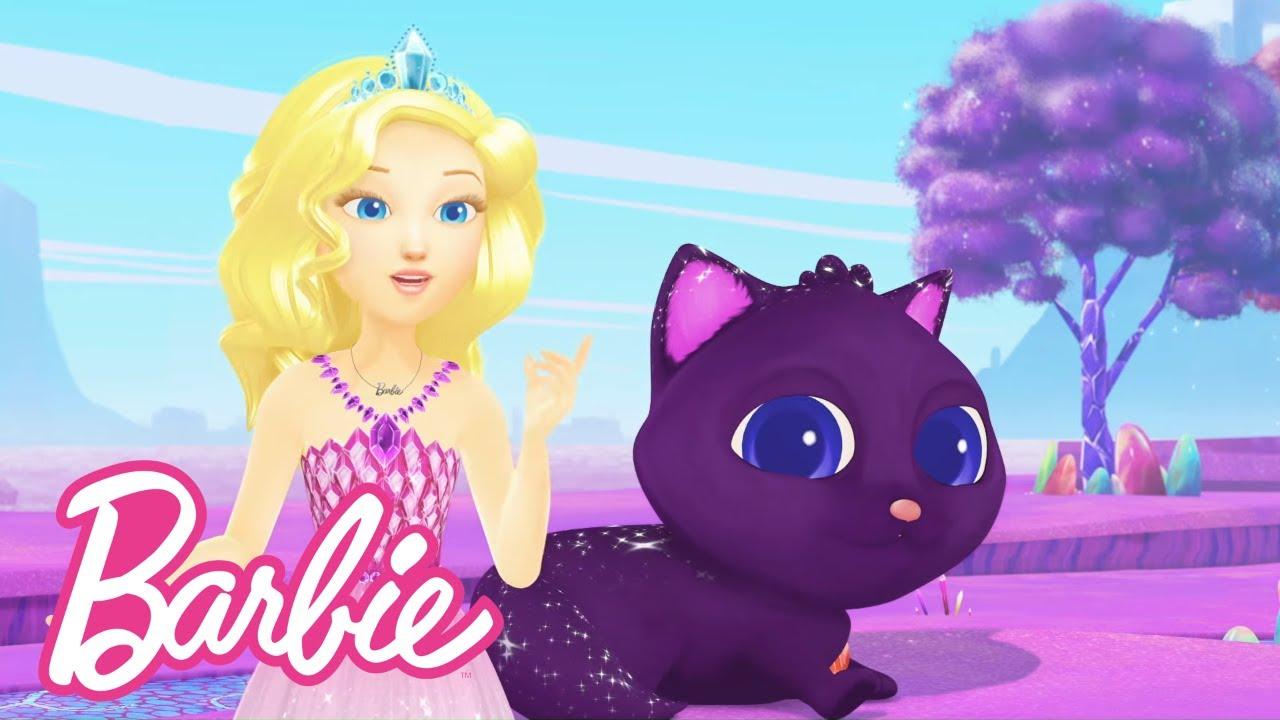 Najlepsze momenty z Krainy Klejnotów | Dreamtopia | Barbie Po Polsku