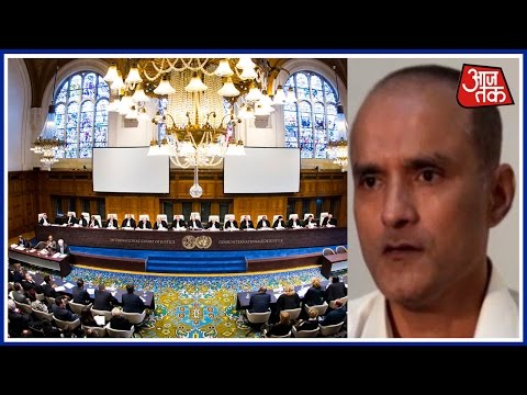 International Court Of Justice to Hear Kulbhushan Jadhav's Case Today