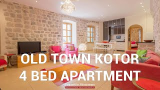 OLD TOWN KOTOR APARTMENT FOR SALE(, 2018-05-22T18:30:07.000Z)