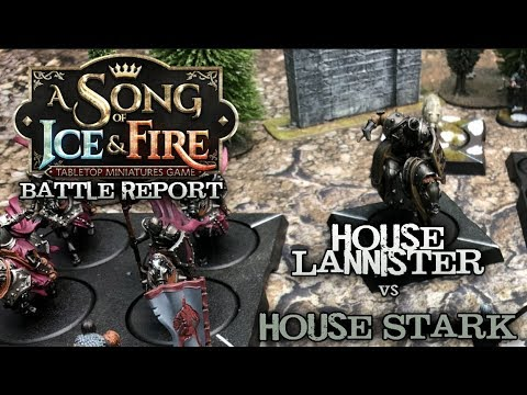 A Song Of Ice And Fire Battle Report - Ep 04 - A Clash Of Kings