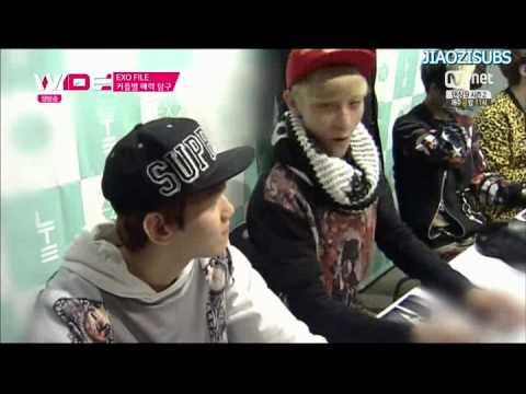 [ENG SUB] 140616 엠넷 와이드 연예뉴스 EXO FILE