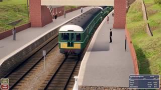 Играя Раз - Diesel RailCar Simulator