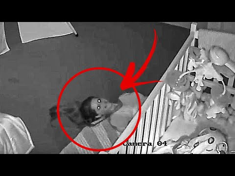 Looking for his wife on the CCTV camera, he found her lying on the floor
