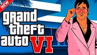 What We Know About GTA 6 SO FAR! Location, Map Size, Story Mode, Release Date & More! (GTA VI)