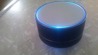 Amazon Echo Dot - Alexa vs. IndyJarvis Custom Designs