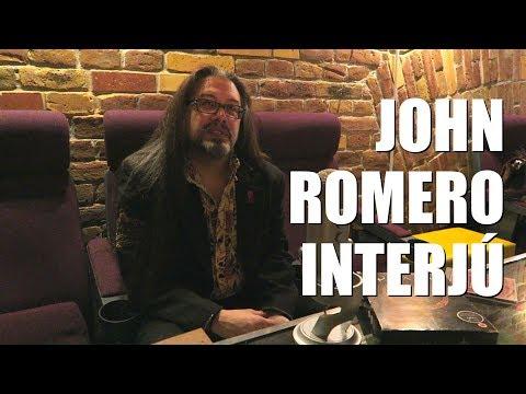 EXKLUZÍV: John Romero interjú [magyar felirattal] | PlayDome