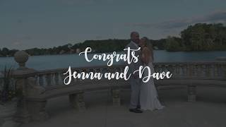 The Wedding of Dave and Jenna Ranley (watch in hd) @ Grand View Mendon, MA - 8/10/19