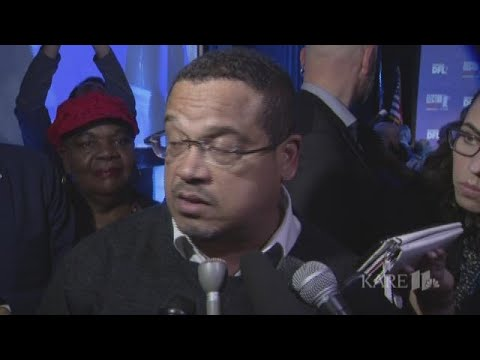 keith-ellison-shares-message-to-voters-after-winning-mn's-attorney-general-race